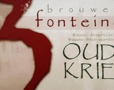 3 Fonteinen Oude Kriek