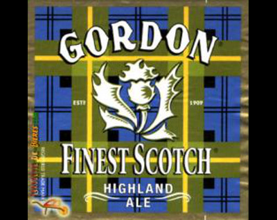 Gordon Finest Scotch