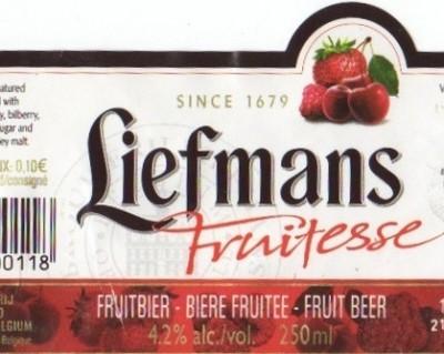 Liefmans Fruitesse