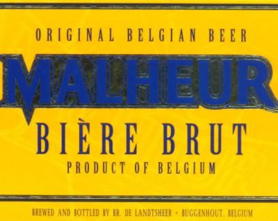 Malheur Bière Brut