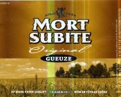 Mort Subite Original Gueuze
