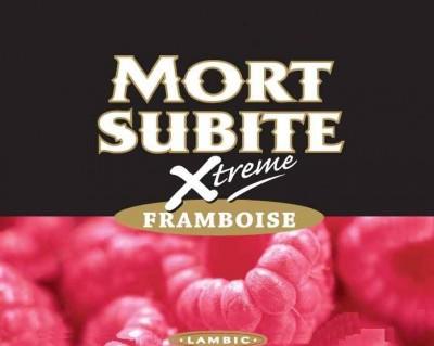 Mort Subite Xtreme Framboise
