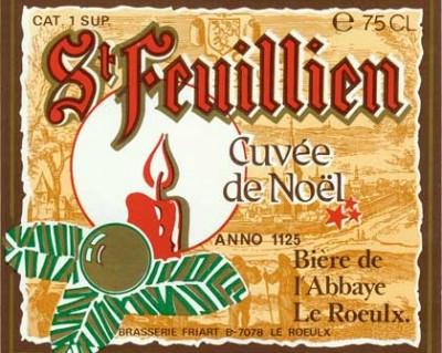 St. Feuillien Cuvée De Noël
