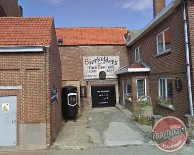 Brouwerij Oud Beersel Oude Kriek